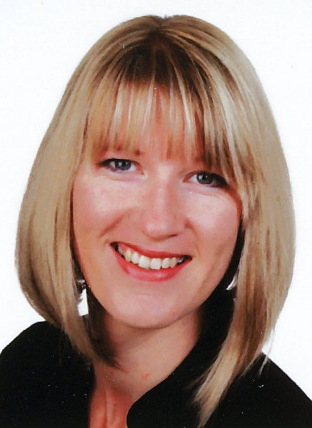 Candy Hartwig (Assistentin der Geschäftsleitung der Tanzschule Tanzfabrik Bodensee)