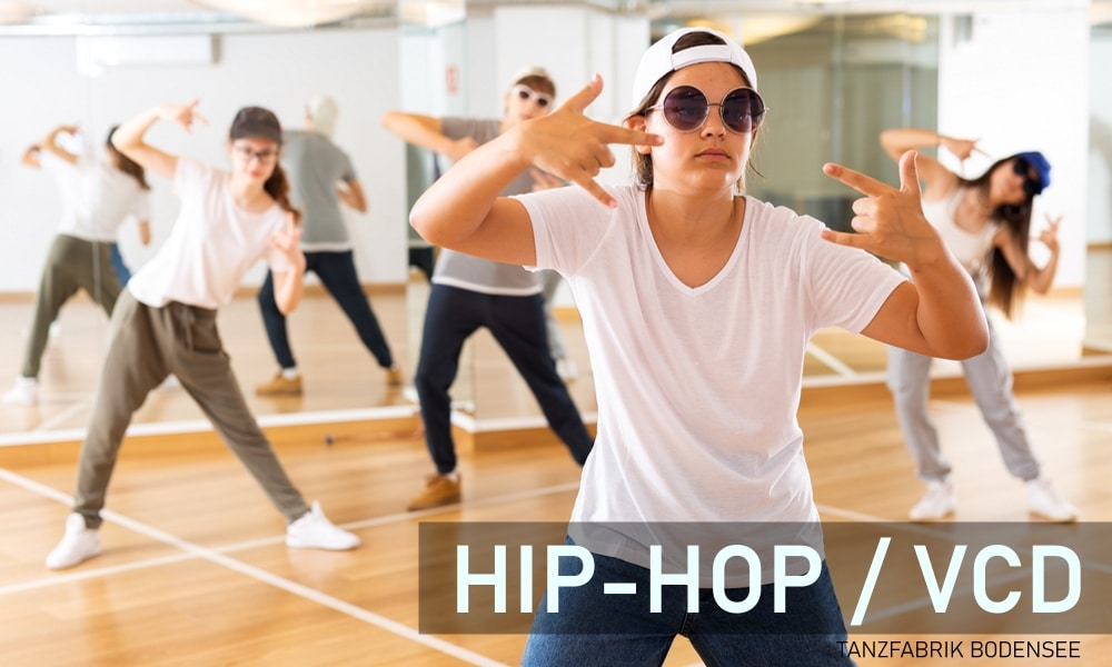 HipHop Tanzschule Bodensee