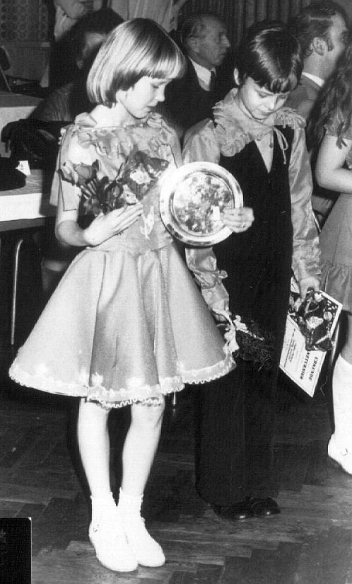 Steffen und Candy Hartwig (Tanzpaar)