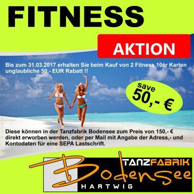 Fitness Zumba Pilates Rabatt Sparen Sale Bodensee Markdorf