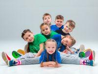 Jazz und Hip-Hop für Kinder am Bodensee in der Tanzschule Tanzfabrik Bodensee