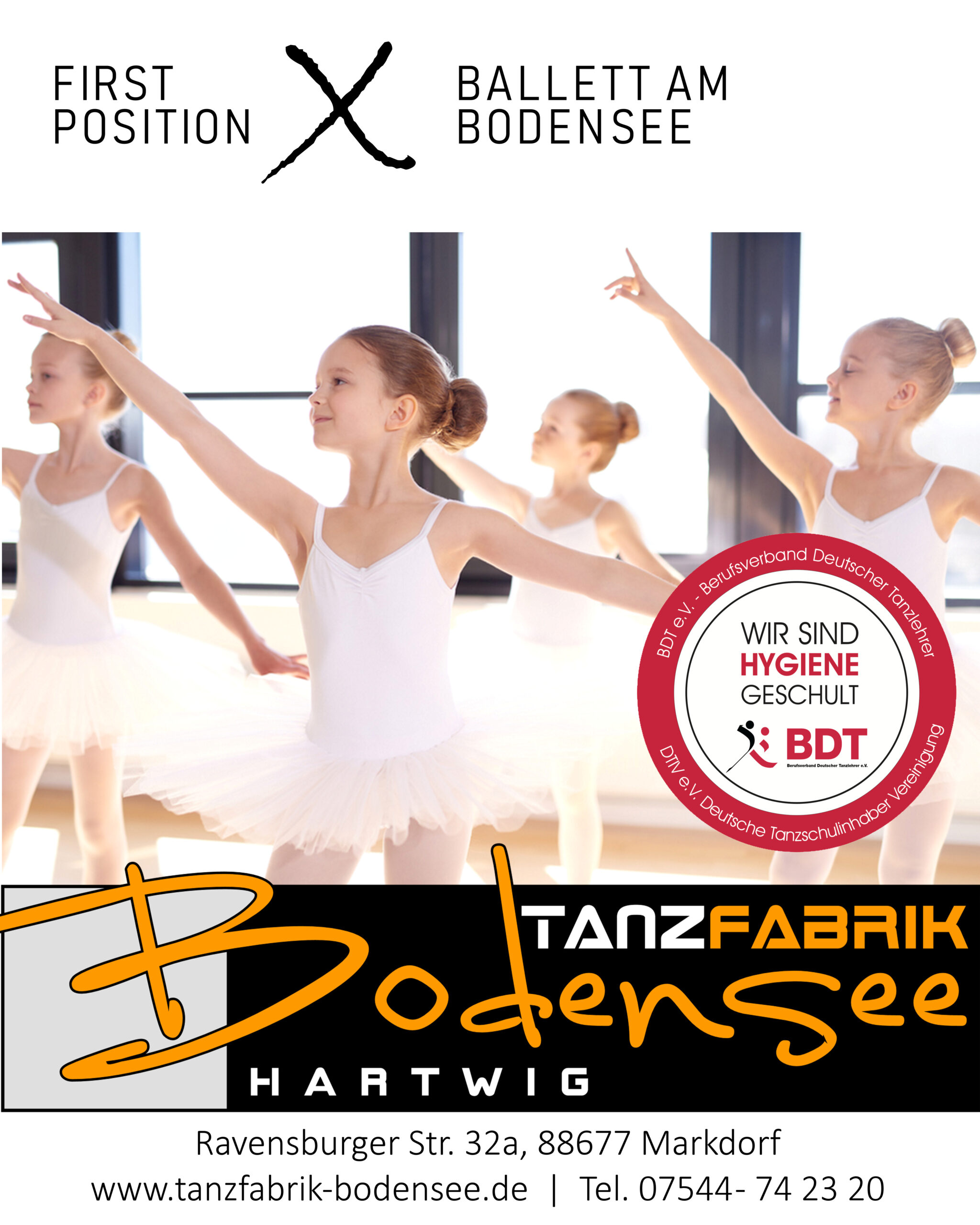 Ballett am Bodensee