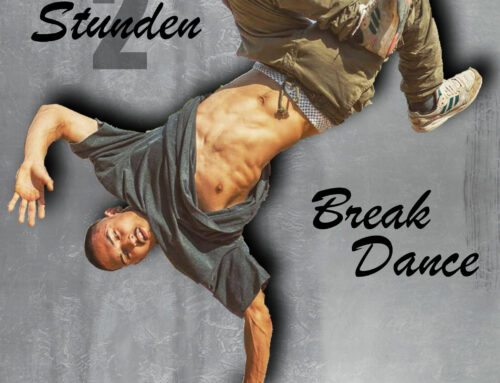 Breakdance am Bodensee beim Profi