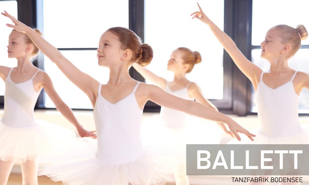 Ballett Tanzschule Bodensee