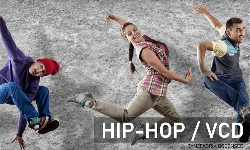 Hip-Hop in der Tanzfabrik Bodensee