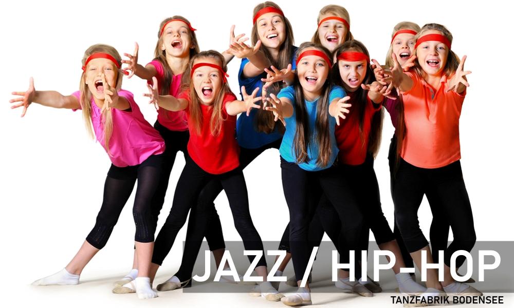 Jazz und Hip-Hop Tanzschule Bodensee
