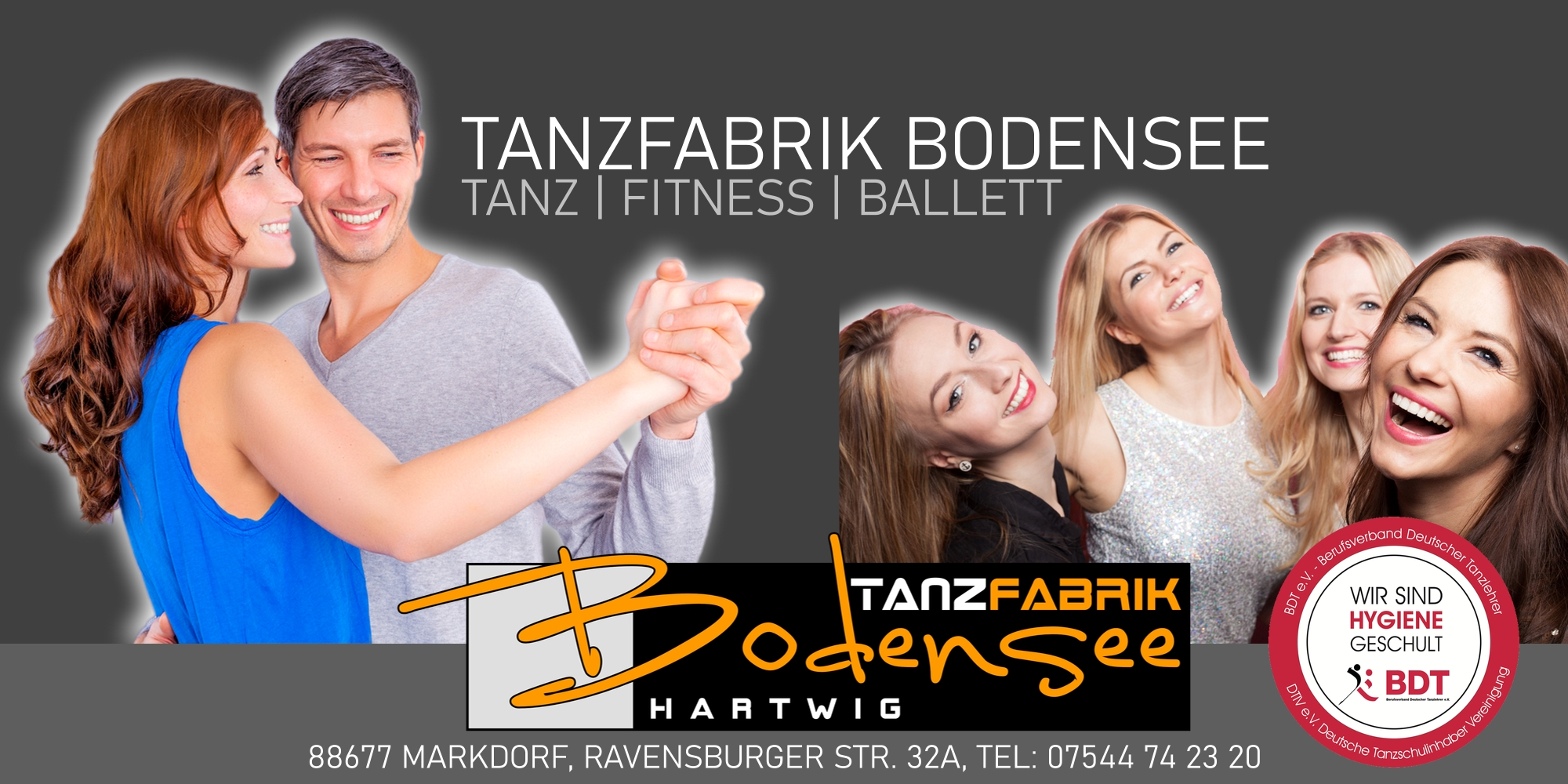 Tanzschule Tanzfabrik Bodensee