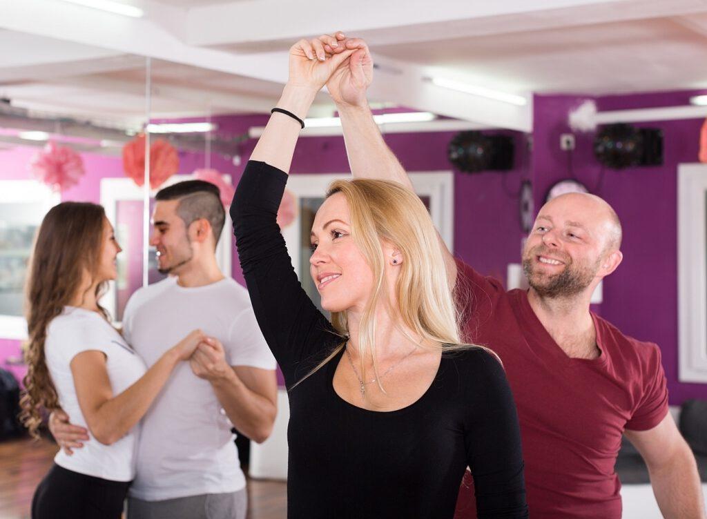 Übungsabend, Tanzabend am Bodensee in der Tanzfabrik
