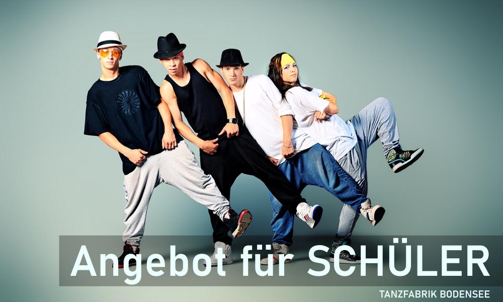 Schülertanzkurs Tanzschule Bodensee