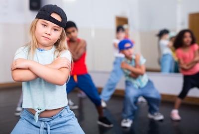 Kindertanzen Tanzschule Bodensee