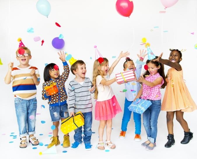 Kindergeburtstag feiern in der Tanzschule Tanzfabrik Bodensee